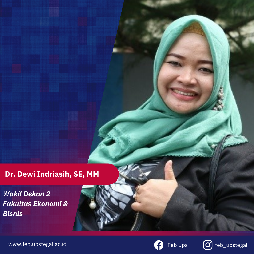Dr. Dewi Indriasih, SE, MM